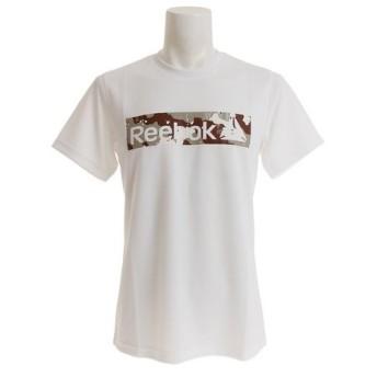 リーボック(REEBOK) ワンシリーズ モックアイレット グラフィック ショートスリーブTシャツ FTQ74-DV3372 (Men's)