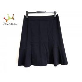 ニジュウサンク スカート サイズ40 M レディース ダークネイビー Vingt-trois arrondissements   スペシャル特価 20190611