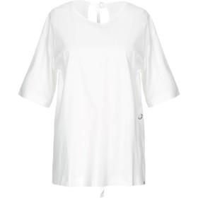 《期間限定セール開催中!》DIESEL レディース T シャツ ホワイト XS コットン 100% / レーヨン