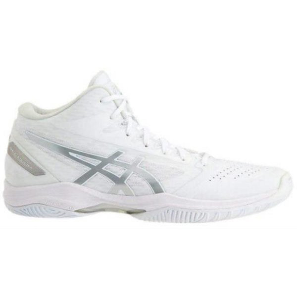 Athletic Shoes Asics Gelhoop V11 White Black Red Men Basketball Shoes Sneakers 1061a015-116