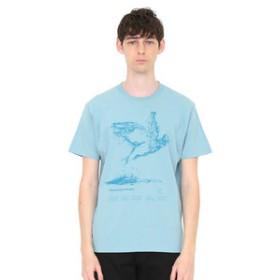 【グラニフ:トップス】グラニフ Tシャツ メンズ レディース 半袖 スプラッシュバード