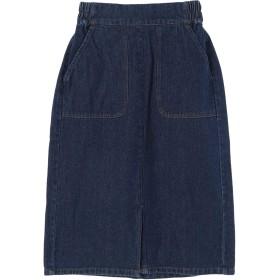 【6,000円(税込)以上のお買物で全国送料無料。】パッチポケットデニムタイトスカート