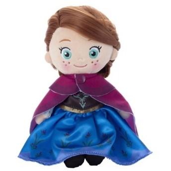 ディズニーキャラクター マイフレンドプリンセス ヘアメイクプラッシュドール アナと雪の女王 アナ おもちゃ こども 子供 女の子 人形遊び 3歳