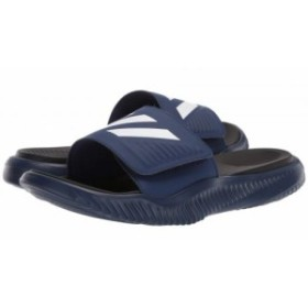 adidas アディダス メンズ 男性用 シューズ 靴 サンダル Alphabounce Basketball Slides Dark Blue/Footwear White/Core【送料無料】