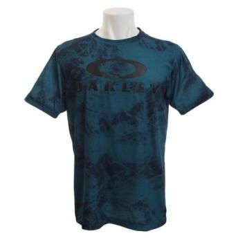 オークリー(OAKLEY) ENHANCE QD 半袖Tシャツ.19.04 457849JP-78Y (Men's)