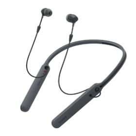 SONYワイヤレスステレオヘッドセットブラックWI-C400 B