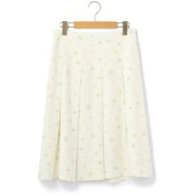 KEITH Lサイズ / キースエルサイズ シャーロットフラワー スカート