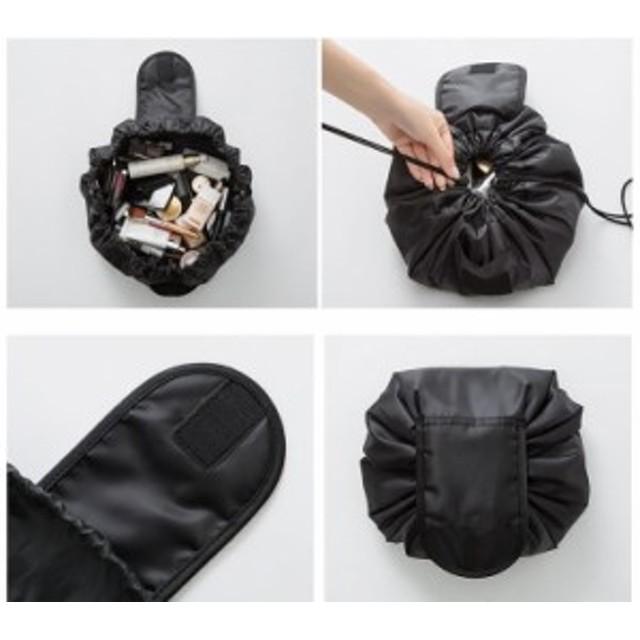 化粧ポーチ 巾着 オーガナイザー パッキングバッグ トラベルポーチ 旅行