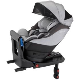 [ISOFIX・シートベルト取付]アップリカ クルリラAC グレー チャイルドシート ベビーカー・カーシート・だっこひも カーシート・カー用品 チャイルドシート(新生児~) (52)