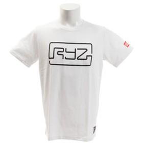 【Super Sports XEBIO & mall店:トップス】RYZ 半袖Tシャツ 869R9CD6315 WHT