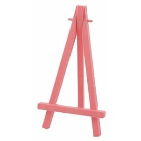 ピンク/プラスチック製ミニイーゼル