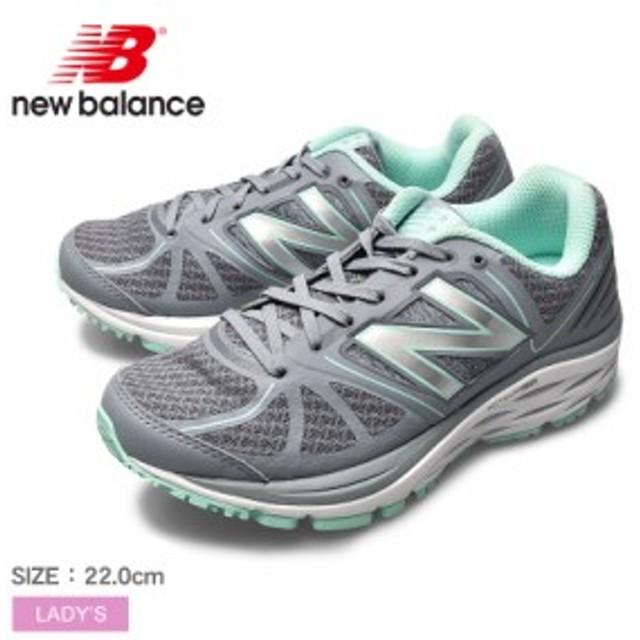 0426223e37f0f ニューバランス ランニングシューズ レディース W770GB5 靴 シューズ ランニング ジョギング 運動 スポーツ NEW BALANCE