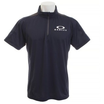 オークリー(OAKLEY) ENHANCE 半袖モックTシャツ 8.0 434195JP-600 (Men's)