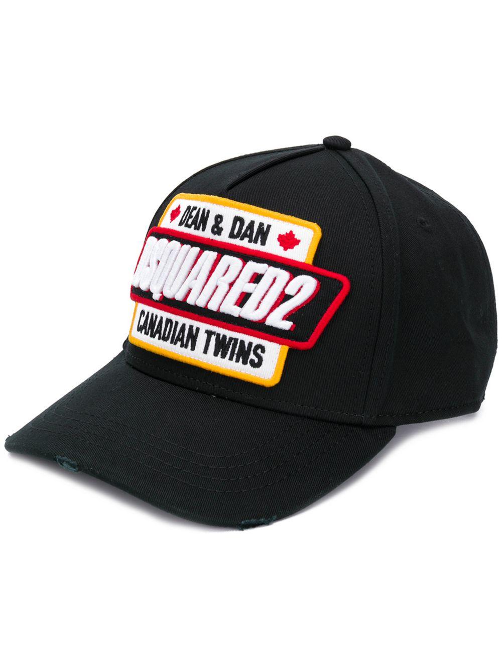 【Dsquared2 Adjustable Cotton Hat Baseball Cap Icon? キャップ ディースクエアード 帽子 ハット メンズ