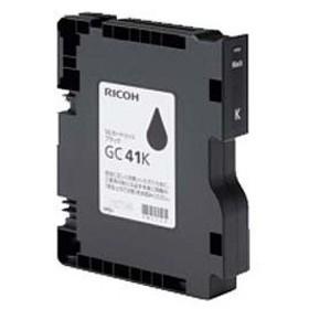 RICOH GC41K ブラック [GX 5000用インクカートリッジ]