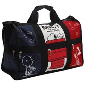 【Super Sports XEBIO & mall店:バッグ】ミニ ボストンバッグ ねそべりスヌーピー SPR-538