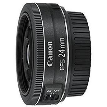 交換レンズ 中古 Canon キヤノン EF-S 24mm F2.8 STM