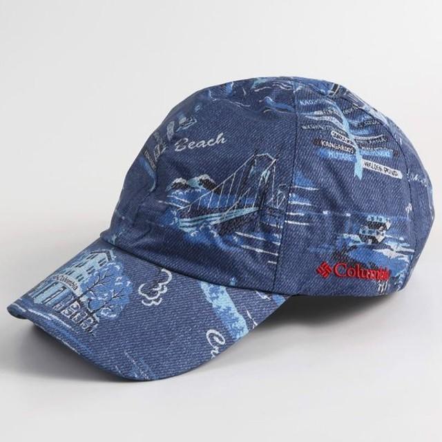 帽子・防寒・エプロン コロンビア GEPPER CAP(ゲッパー キャップ) ワンサイズ 471(CARBON ALO)
