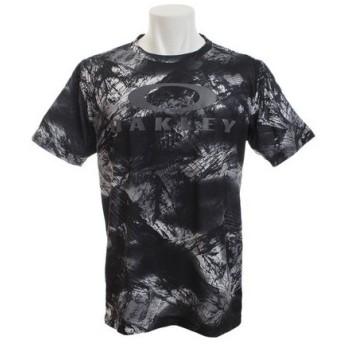オークリー(OAKLEY) ENHANCE QD 半袖Tシャツ.19.04 457849JP-00G (Men's)