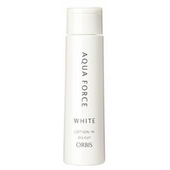 オルビス(ORBIS) アクアフォースホワイトローション Mタイプ(しっとり) ボトル入り 180mL ◎美白化粧水