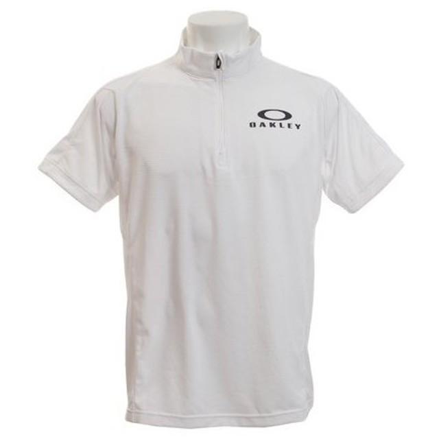 オークリー(OAKLEY) ENHANCE 半袖モックTシャツ 8.0 434195JP-10F (Men's)