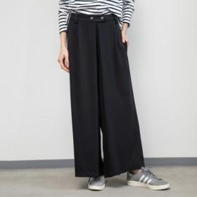 オルテンジアジャージースカート見えワイドパンツ
