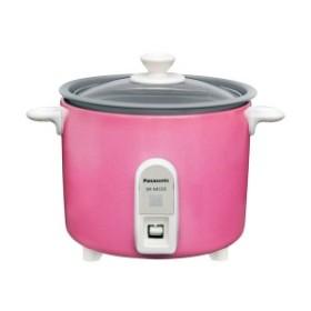 PANASONIC SR-MC03-P ピンク ミニクッカー [炊飯器 (1.5合炊き)]