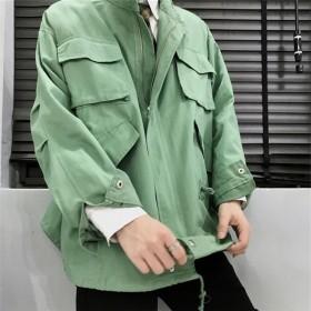 [55555SHOP] 限定SALE!!18年新作登場 高品質 アウター メンズ ジャケット カッコイイ 大人気 アウター ジャケット