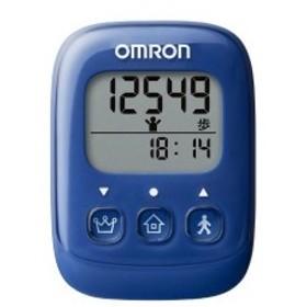 OMRON HJ-325-B ブルー [歩数計]