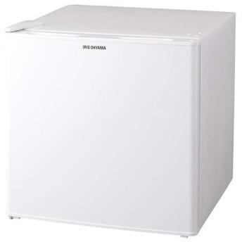 アイリスオーヤマ AF42L-W 冷蔵庫(42L・左開き・1ドア)