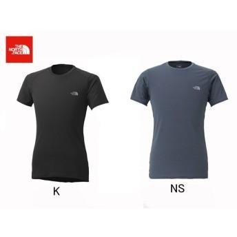 ノースフェイス THE NORTH FACE メンズ ショートスリーブ ドライ クルー S/S DRY Crew Tシャツ アンダーウェア