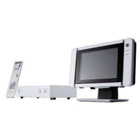 ツインバード 7V型 液晶 テレビ VW-J708W    2010年モデル