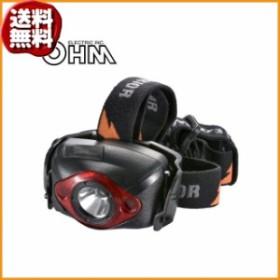 (送料無料)オーム電機 OHM LEAD WARRIOR LEDヘッドライト LED-YH6K