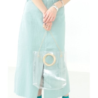 blincenscell / クリアバッグ レディース トートバッグ CLEAR ONE SIZE