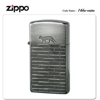 ZIPPO ジッポー ジッポライター #1600 CAT WALKS キャットウォーク 16BN-CATW 【ギフト/プレゼント/喫煙具】
