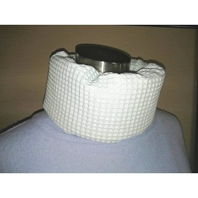 首サポート 頸椎カラーキーパー用カバー コットンワッフル&リバティ
