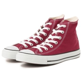 CONVERSE / ALL STAR HI<WOMEN> レディース スニーカー WINE 5
