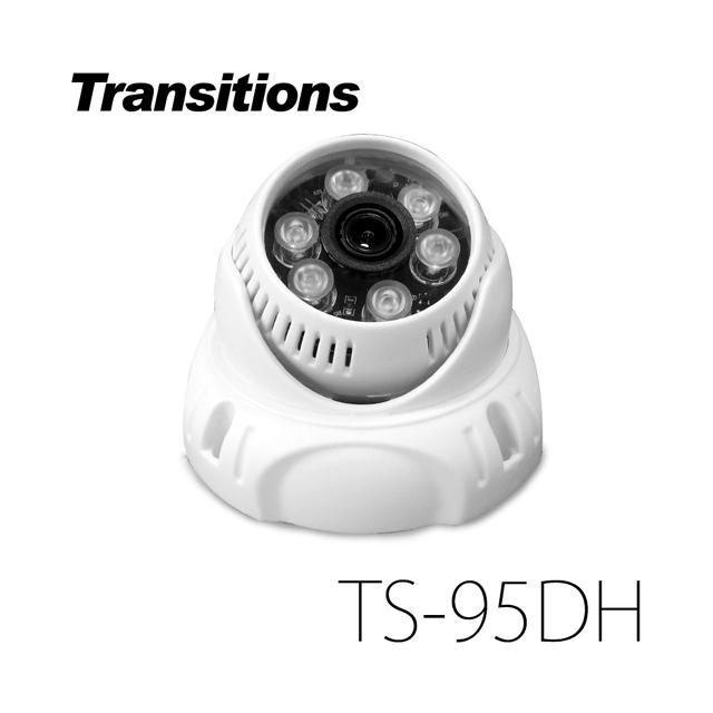 全視線 TS-95DH 五百萬高清 室內日夜兩用四合一夜視型 6顆紅外線LED攝影機