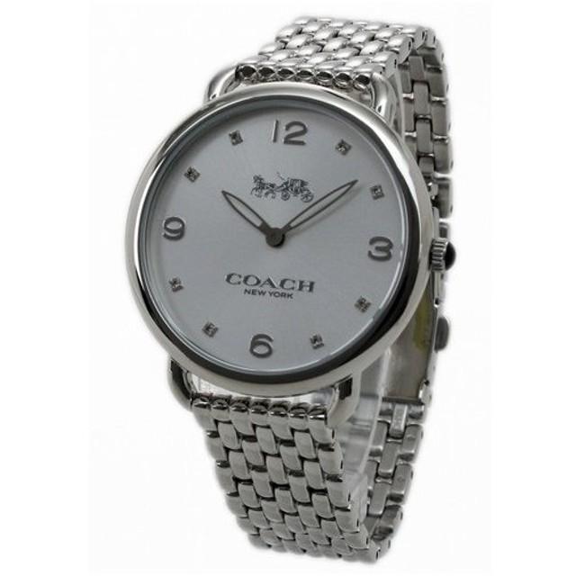 6db331794a5f コーチ レディース腕時計 デランシースリム 14502785 通販 LINEポイント ...