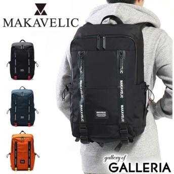 マキャベリック リュック MAKAVELIC バックパック メンズ TRUCKS QUADRANGLE DAYPACK 3109-10106