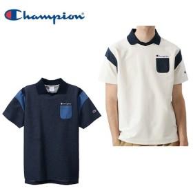 チャンピオン Champion ゴルフウェア ポロシャツ 半袖 メンズ GOLF C3-PG305