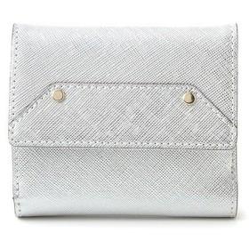 TOPKAPI / トプカピ シルバー箔・折り財布