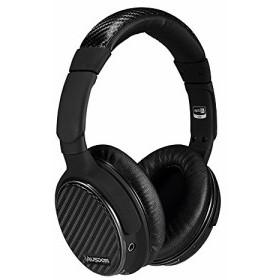 技適認証済】AUSDOM M05 ワイヤレス ヘッドフォン Bluetooth 4.0 オンイヤー 高音質 aptX対応