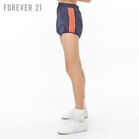 FOREVER21 サイドラインショートパンツ