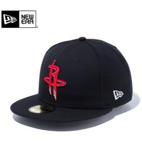 【メーカー取次】 NEW ERA ニューエラ 59FIFTY NBA ヒューストン・ロケッツ ブラック 12019018 キャップ メンズ レディース 帽子 ブランド
