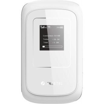 FREETEL SIMフリー対応 Wi-Fiモバイルルーター ARIA 2 FTJ162A-ARIA2-W