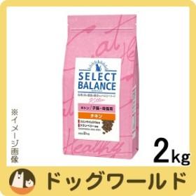セレクトバランス キトン 子猫・母猫用 ドライ 2kg