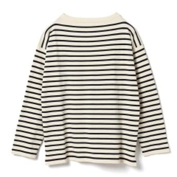 BEAMS PLUS ANDERSEN-ANDERSEN / ボートマン メンズ Tシャツ RAW COTTONROYAL BLUE L
