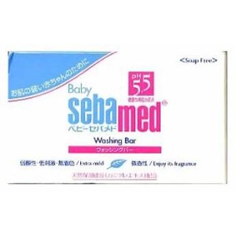 ロート製薬 ベビーセバメド ウォッシングバー 赤ちゃん用石鹸 100g
