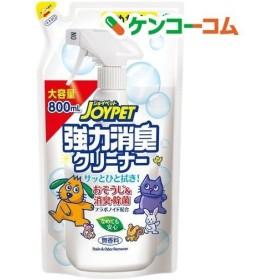 ジョイペット 強力消臭クリーナー つめかえ用 ( 800mL )/ ジョイペット(JOYPET)